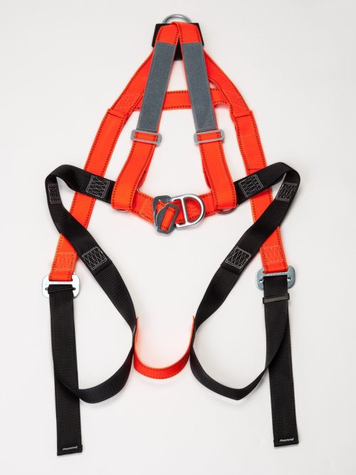 A George Roberts Scaffold Harness