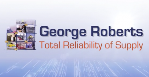 george roberts - total reliability of supply logo