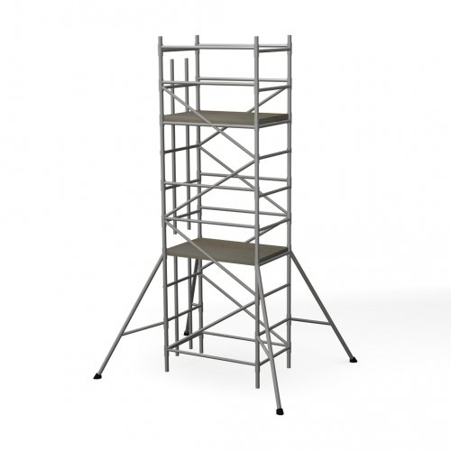 image of a scaffold tower